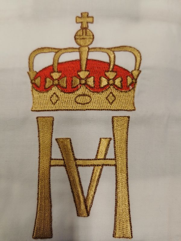 Brodert monogram